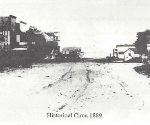St. Petersburg FL Circa 1889