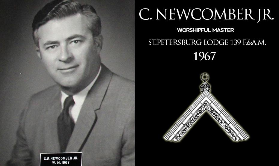 C-Newcomber-jr-Timeline