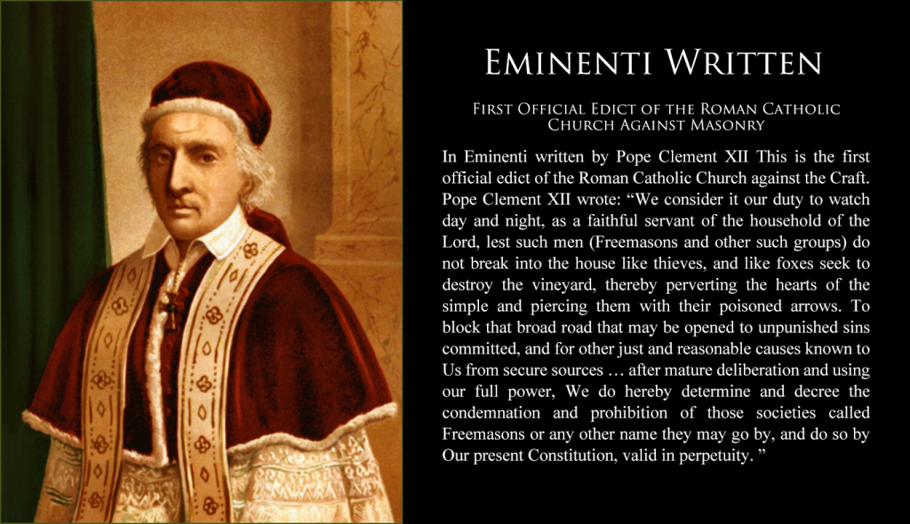 Eminenti-Written-By-Pope-Clement-XII-Denouncing-Masonry-1024x590