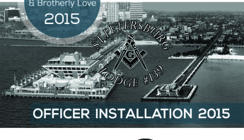Officer Installation 2015 - FRONT PAGE
