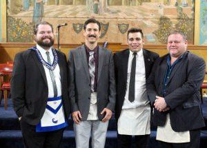 Master Mason Degree - December 8th 2015 - David James & Stephen Cerda (2)
