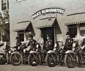 St.Petersburg Police Headquarters