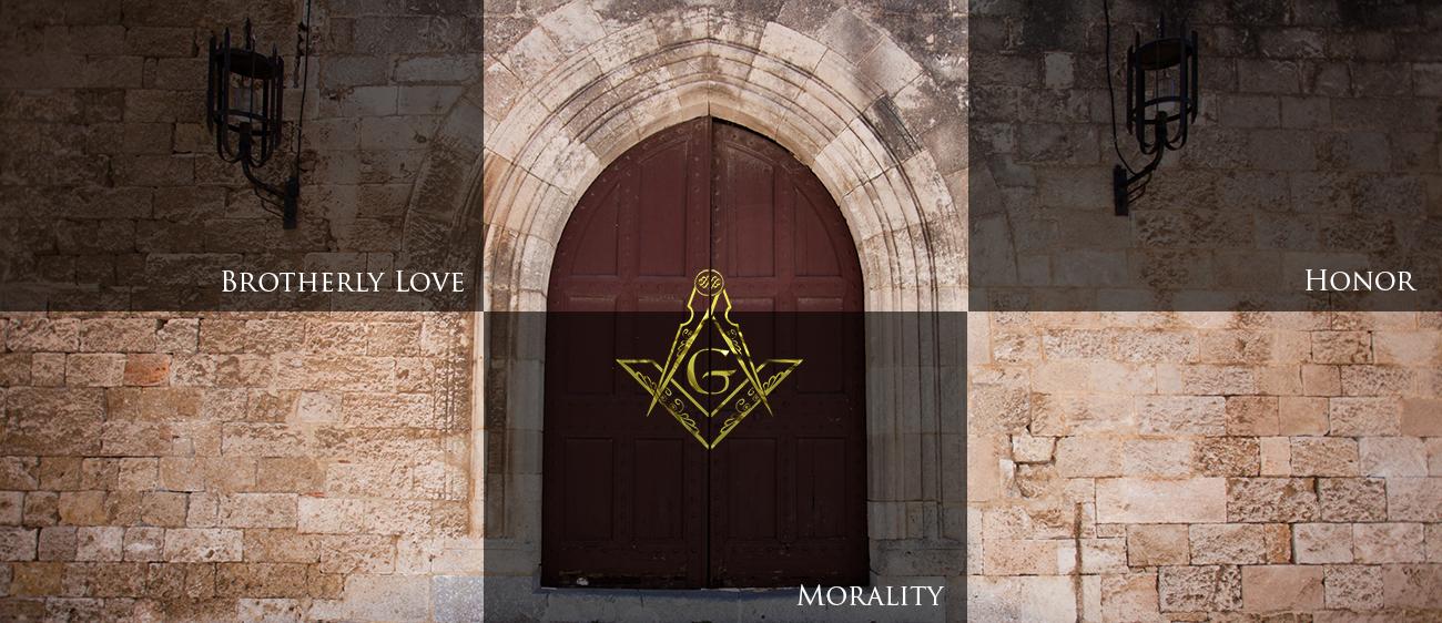 Masonic Advancement Banner